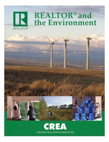 REALTOR® & the Environment - Canadian Real Estate Association