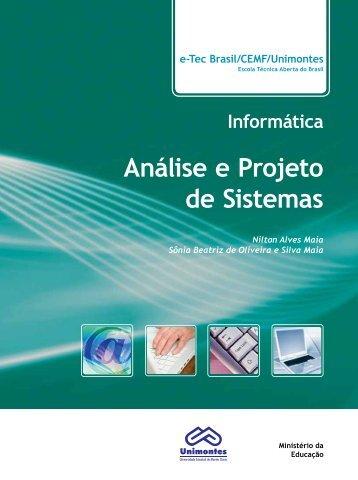 Análise e Projeto de Sistemas