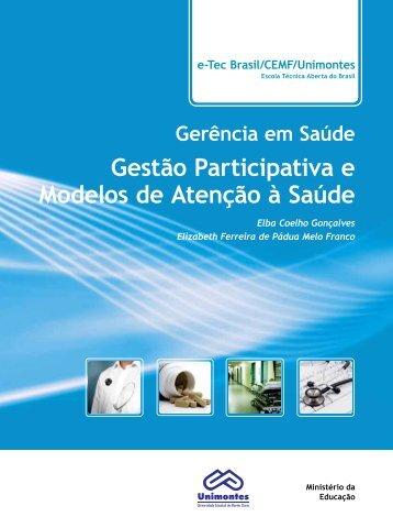 Gestão Participativa e Modelos de Atenção à Saúde