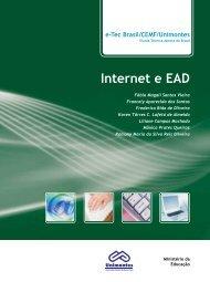 Internet e EAD