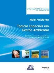 Tópicos Especiais em Gestão Ambiental