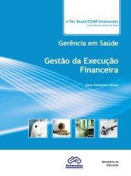 Gestão da Execução Financeira