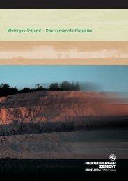 Steiniges Ödland – Das verkannte Paradies - HeidelbergCement