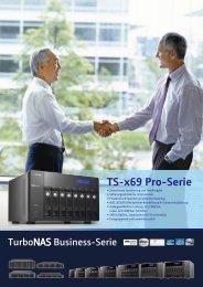 TS-x69 Pro-Serie
