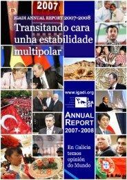 igadi annual report 2007-2008