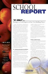 Print School Report.2005(print) - Heery International