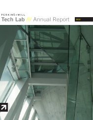 Download the Perkins+Will Tech Lab Annual Report 2012.