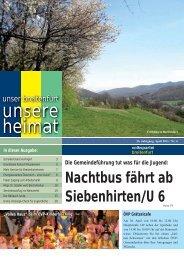 Service für SIE! Bauhof - Umweltgrundstück - VP Breitenfurt