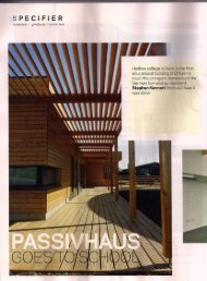 PDF: BUILDING, Hadlow College - Eurobuild