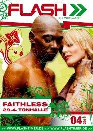 FAITHLESS - Flashtimer.de