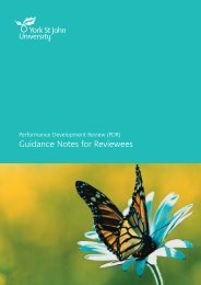 Guidance Notes for Reviewees