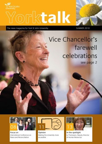 Vice Chancellor's farewell celebrations