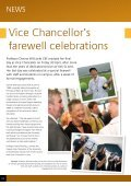 Vice Chancellor's farewell celebrations - Page 2