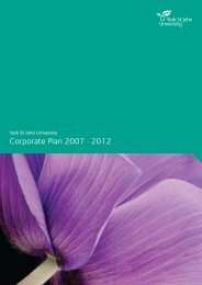 Corporate Plan 2007 - 2012