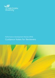 Guidance Notes for Reviewers