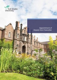 Appointment of Deputy Vice Chancellor
