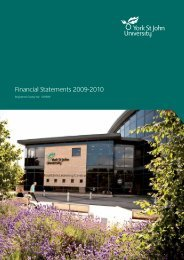 Financial Statements 2009-2010