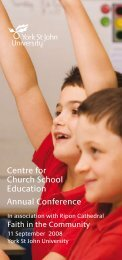 Centre for Church School Education Annual Conference