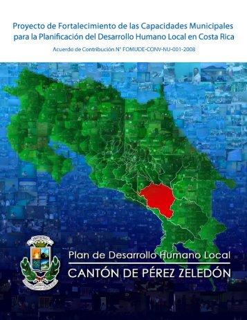capítulo iii estrategia para el desarrollo humano local del ... - Ifam