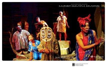 mufaro's beautiful daughters teacher's guide - Krannert Center ...