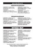 KÖZÖSSÉGI PROGRAMOK - Page 4