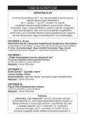 KÖZÖSSÉGI PROGRAMOK - Page 3
