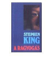 King Stephen-A ragyogás