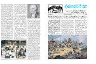 Freiheitskämpfer wurden zu Traditionswächtern - 850 Jahre Stadt ...