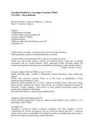 Příloha č. 4 k zápisu z P ČMKU ze dne 12.9.2013