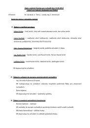 Příloha č. 5 k zápisu z P ČMKU ze dne 18.4.2013