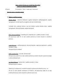 Příloha č. 5 k zápisu z P ČMKU ze dne 17.1.2013