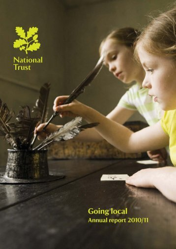 Annual Report - Help shape our work