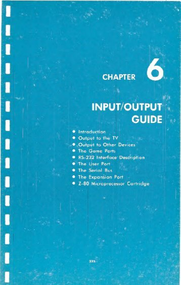 information format