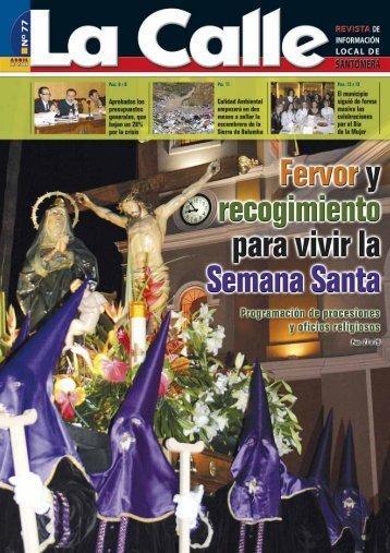 Tiempo - Revista La Calle