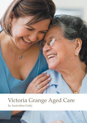 Victoria Grange Aged Care