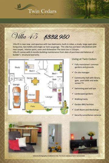 Villa 45