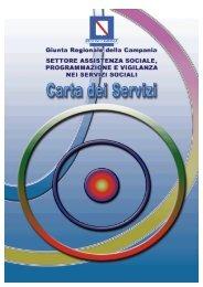 2. Presentazione del Settore - Nuovo portale della Regione Campania