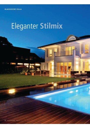 Eleganter Stilmix