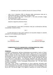 (1998-2011): Documents [in PDF] - Rome - The Imperial Fora