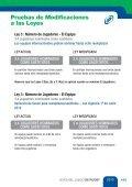 PRUEBAS DE MODIFICACIONES A LAS LEYES - Page 3