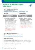 PRUEBAS DE MODIFICACIONES A LAS LEYES - Page 6