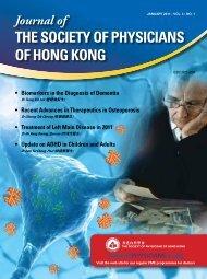 the Society of Physicians of Hong Kong