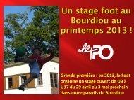 Diapositive 1 - Le PO