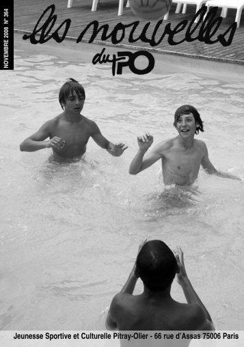 Novembre magazines for Caluire piscine municipale