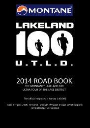 2014 ROAD BOOK