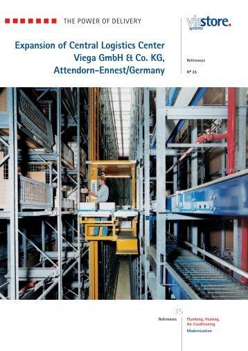 Expansion of Central Logistics Center Viega GmbH & Co ... - viastore