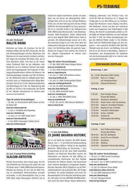 Ausgabe 2/2012 - ADAC