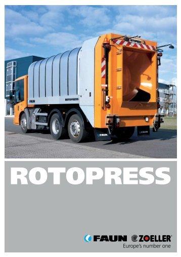 Rotopress Brochure - Faun Zoeller