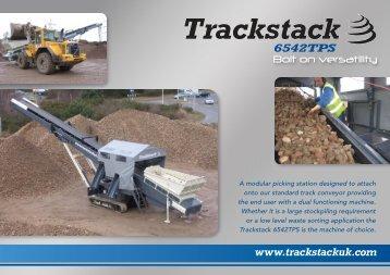 6542TPS Bolt on versatility www.trackstackuk.com