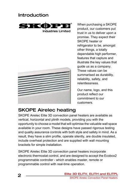 Introduction SKOPE Airele